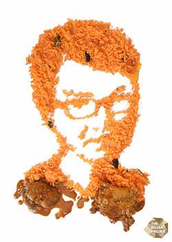 Nasi Tomato Curry Chicken