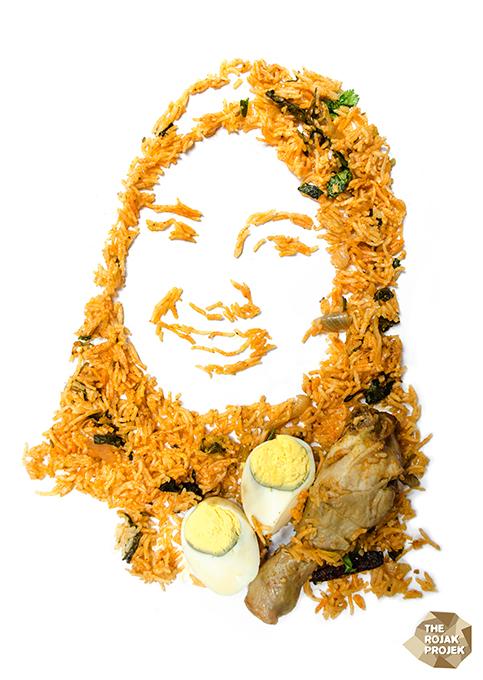 Nasi Briyani Ayam Telur