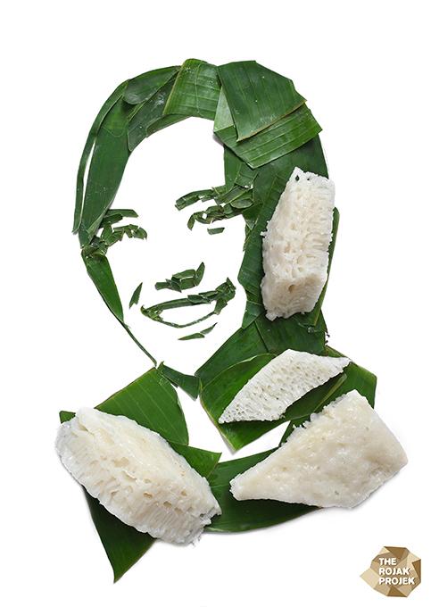 White Sugar Sponge Cake