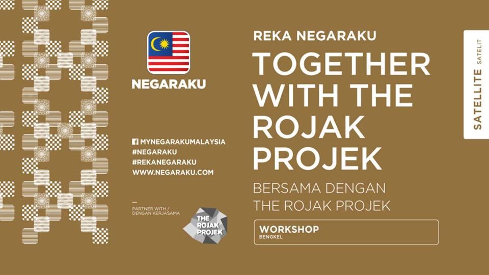Reka Negaraku x The Rojak Projek