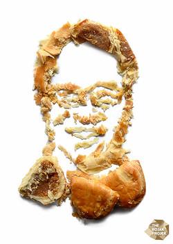 Kaya Puff Pastry