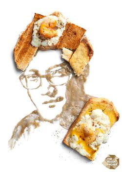 Kaya Toast with Egg