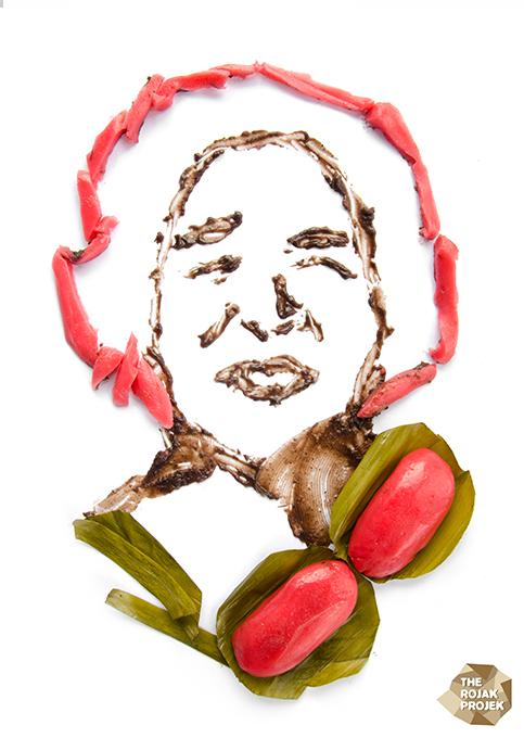 Tausa Kuih Kacang Merah