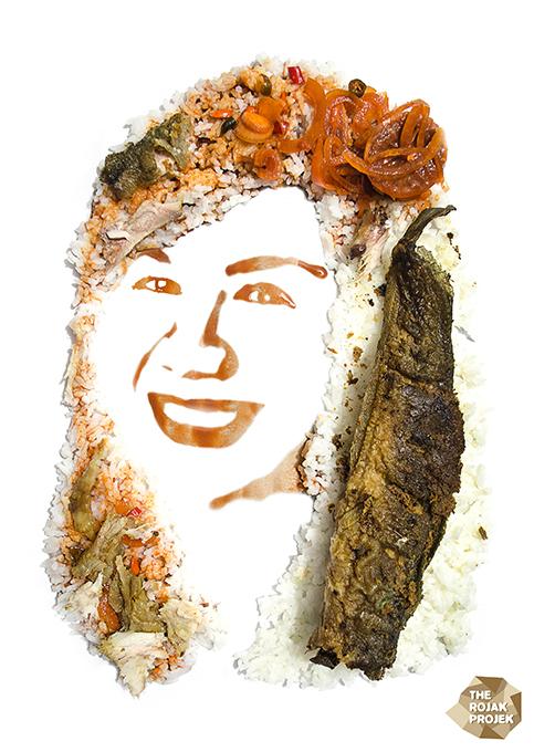 Ikan Kembung with Budu Sauce