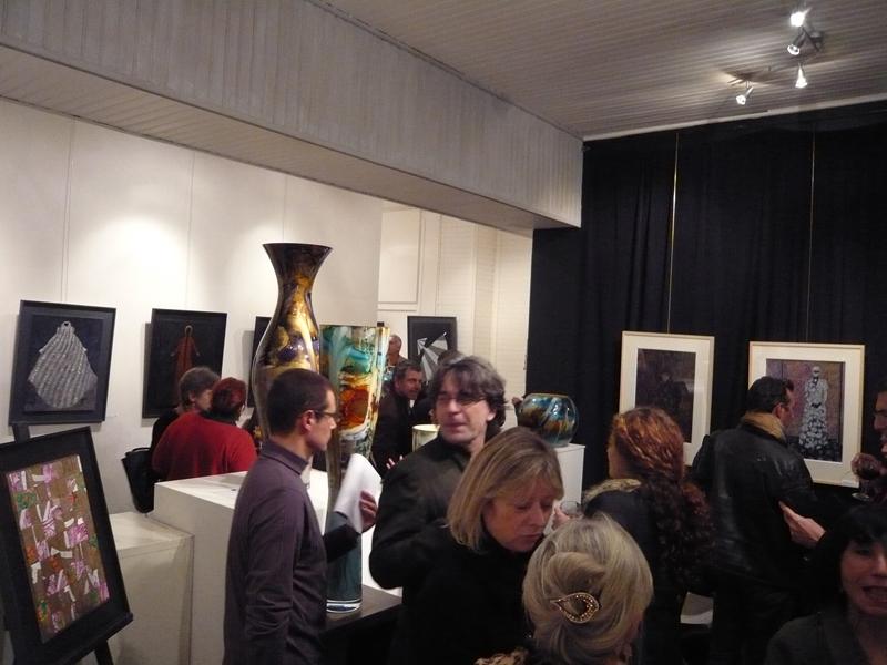 Expo Frederic Jacob/Sylvie Montagnon