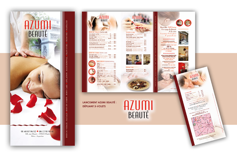 AZUMI BEAUTY PARIS