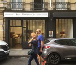 Parisian PopUp Boutique