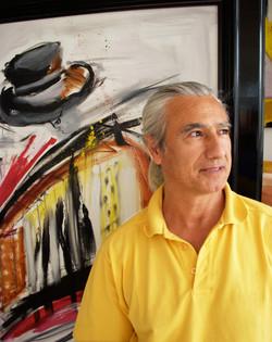 Portrait Jorge Colomina
