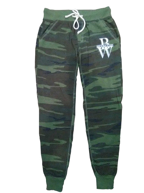 Women's Joggers (Camouflage)