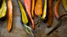 Simple Holiday Side: Spiced Cumin Carrots