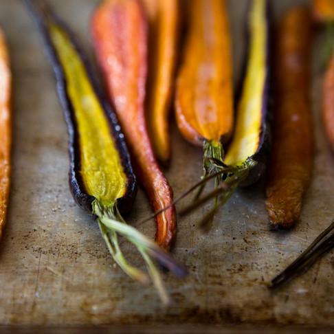 how to make Wicked tasting carrots, three ways