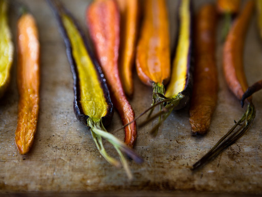 how to make carrots delicious, four ways
