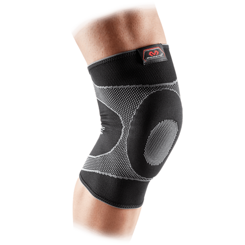 McDavid Knee Support Sleeve Elastic With Gel Buttress [5125]