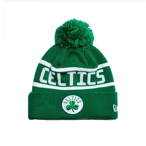 Boston Celtics Beanie Bobble