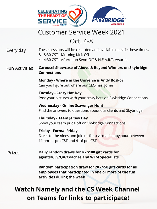 Customer Service Week agenda.png