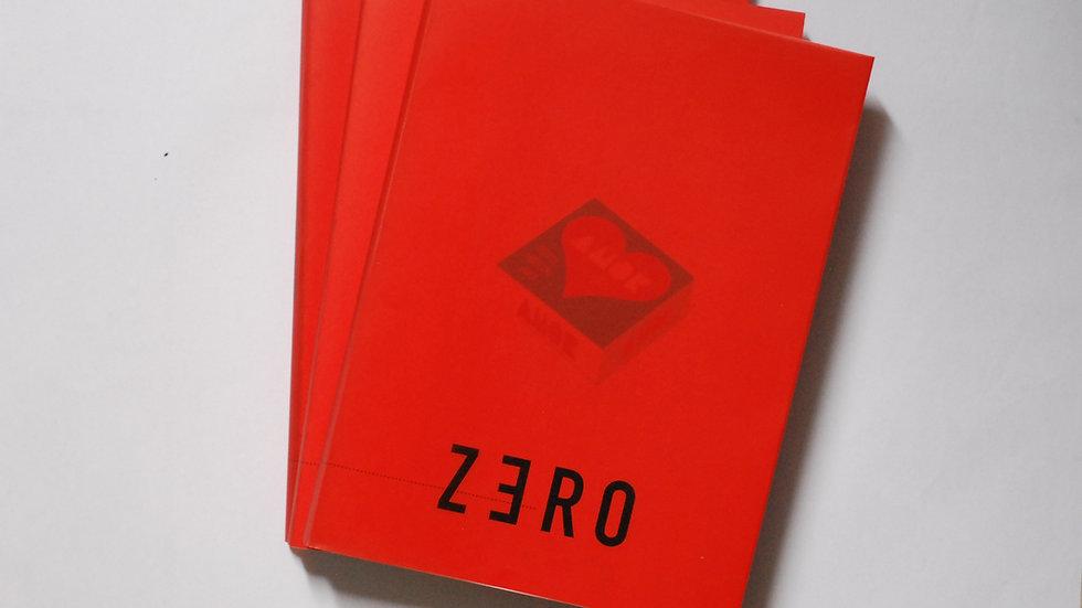 Zero, cadernos de fotografia