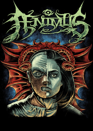 "AENIMUS Release Second Single ""The Dark Triad:"