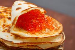 crepes & caviar
