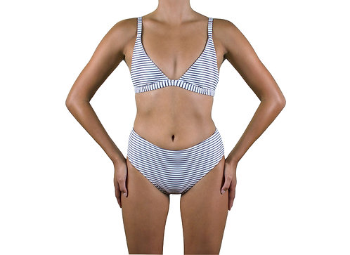 Koa bikini bottom (Coconut) for women (front view)