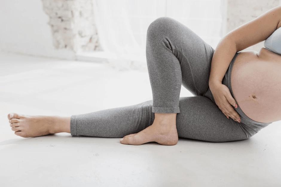 Prenatal yoga has many benefits.