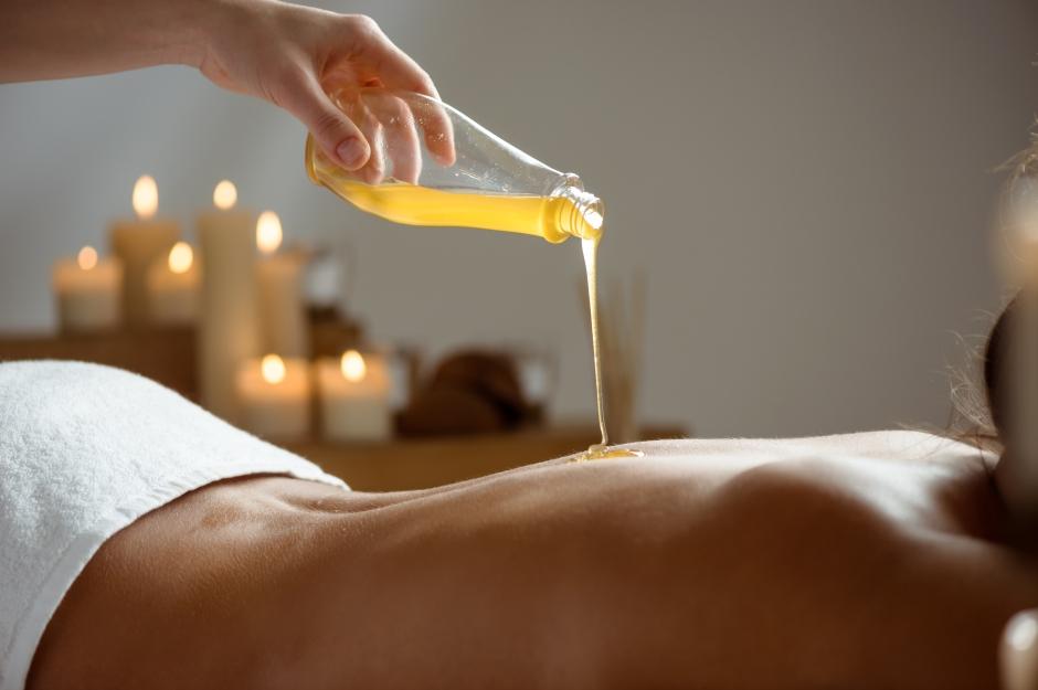 Séance de massage Abyanga