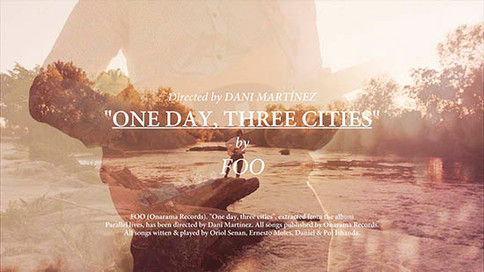 One day, three cities / Director & DOP
