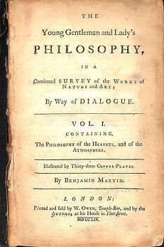 Benjamin Martin Philosophy young gent Vo