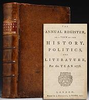 annual register 1776 Beauman Books.jpg