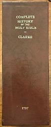 Protective Box Chatterton Bible