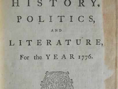 Annual Register 1776 (1777)