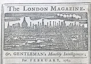 london Feb 1769 Epistle to a Friend Titl