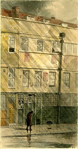 NO 4 BROOKE STREET WYKHAM BRITISH MUSEUM