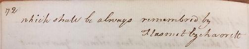 Anagram Chatterton's Signature
