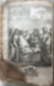Bible Engraving