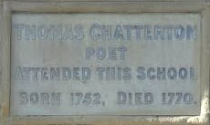 chatterton memorial School House
