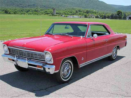 Dicky's Five Favorite Cars