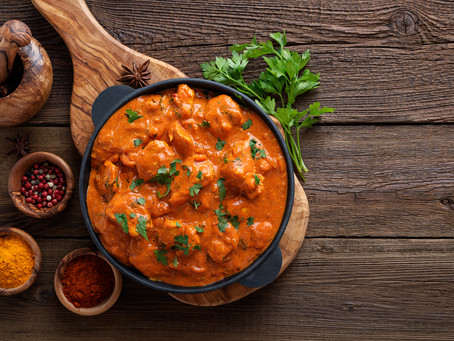 Healthy, Flavor Packed One-Pot Meal: Chicken Tikka Masala
