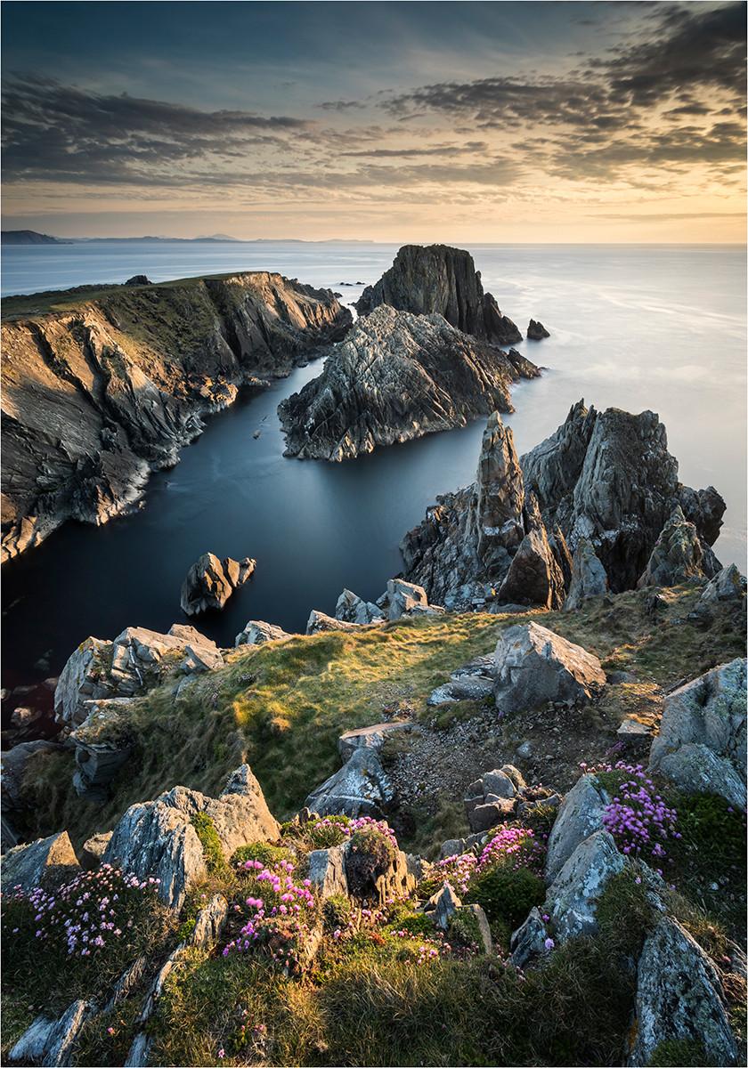 COLOUR - Sundown at Malin Head by Paul Killeen (12 marks)