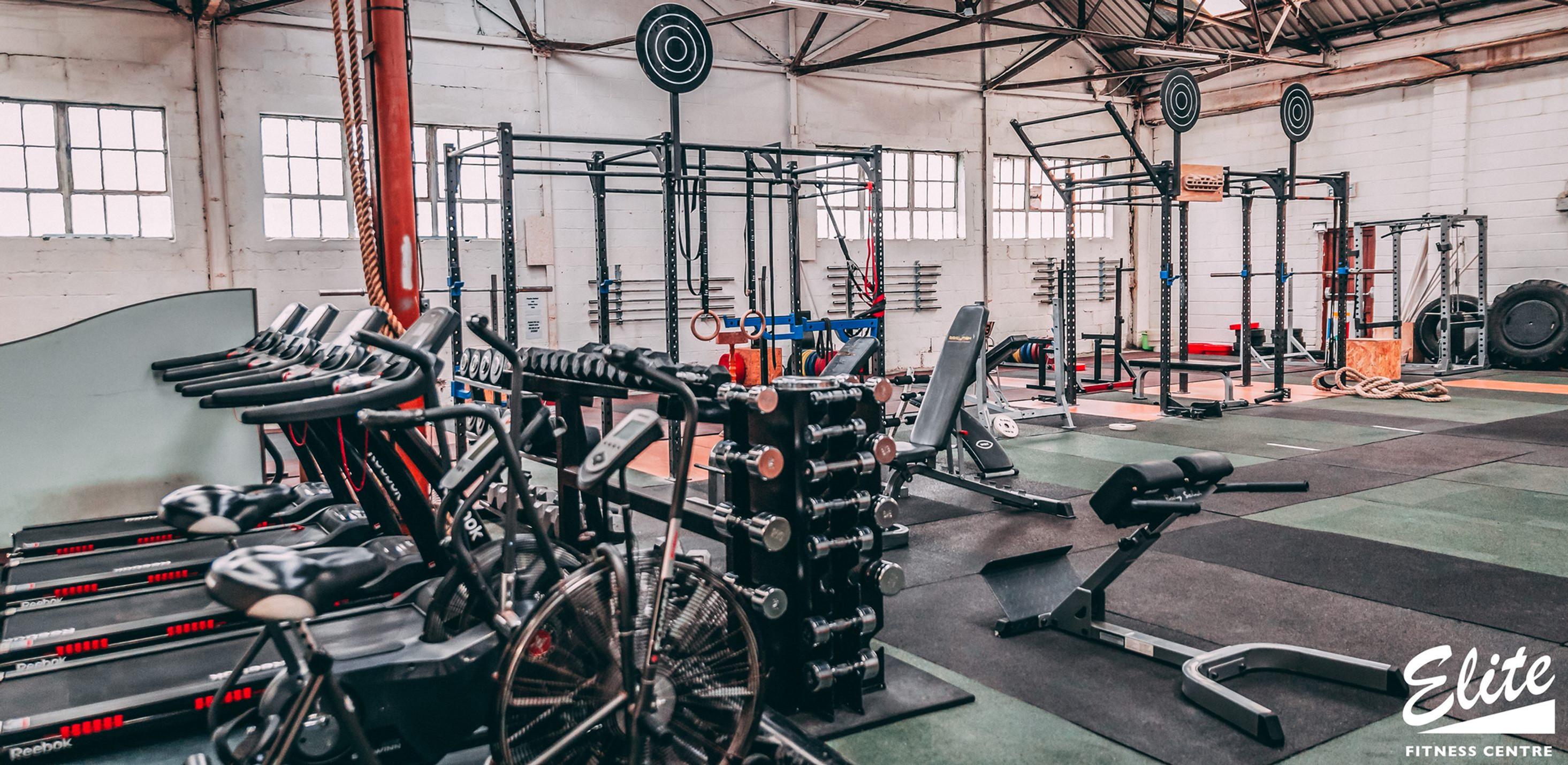 Elite Fitness Cork