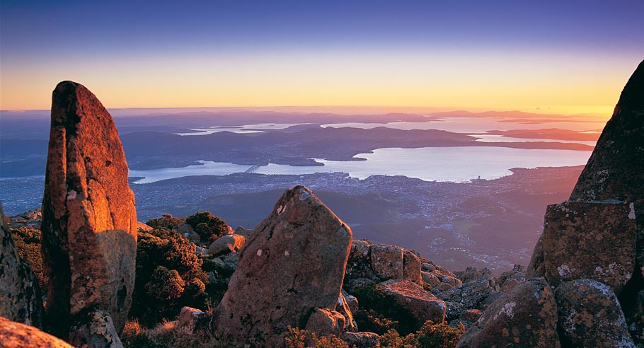private tours from hobart