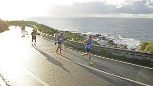 Great Ocean Road closed for the marathon Sun 18th May  2014