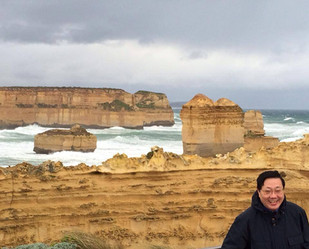 Great ocean road day tour = happiness
