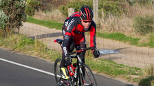 "Cadel Evans ""wants to finish well"" in his inaugural Great Ocean Road race."