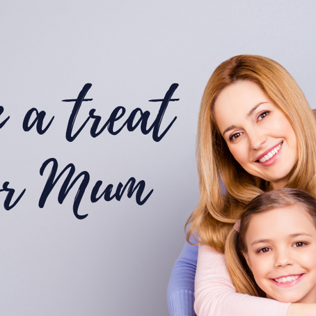 Win a Treat for Mum