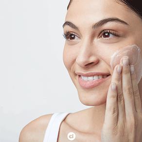 4 steps to radiant looking skin