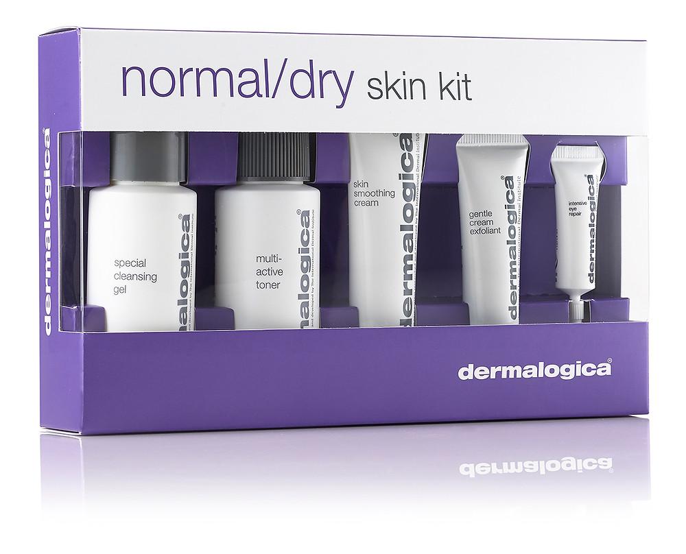 Normal/dry skin care kit, Dermalogica
