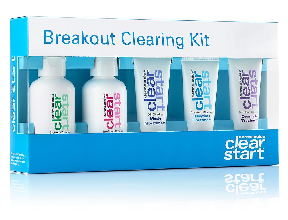 Breakout Clearing skin kit, Dermalogica