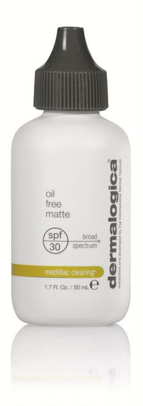 Oil free matte block SPF30, Dermalogica