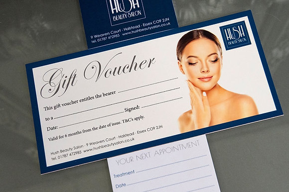 Gift Voucher (select amount) Min. £25