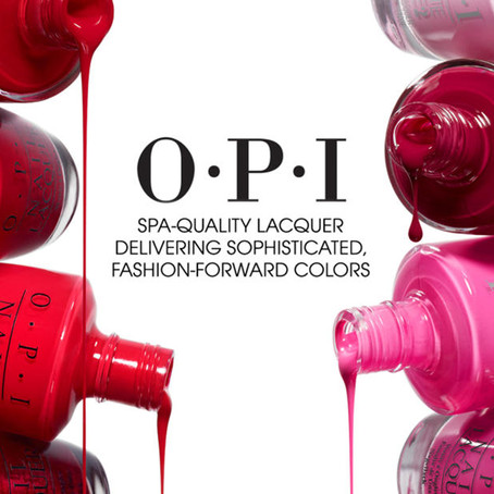 OPI Spa Quality Lacquer